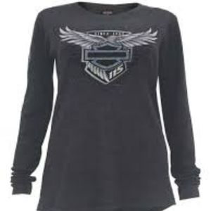 Harley-Davidson 115th Anniversary Thermal Top